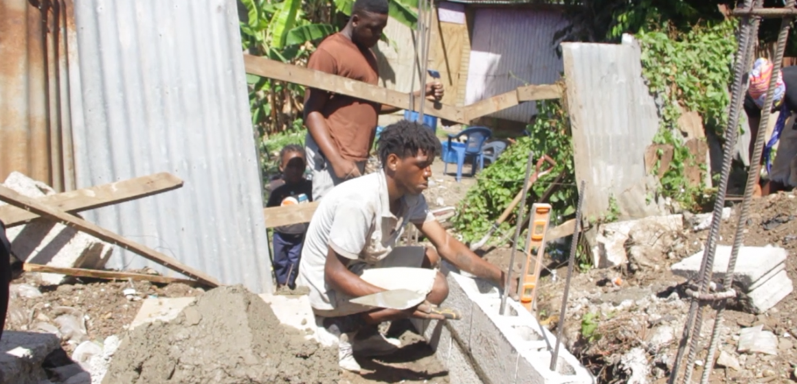 Joint Walk Through In Homestead To Certify Skilled Youths
