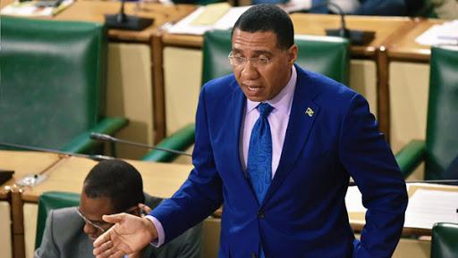 PM Holness Slams PNP Budget Adjustment Proposal