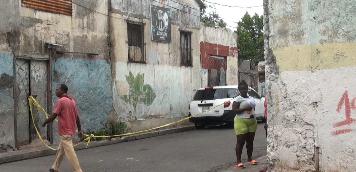 Body Of Woman Found Buried In Jones Town