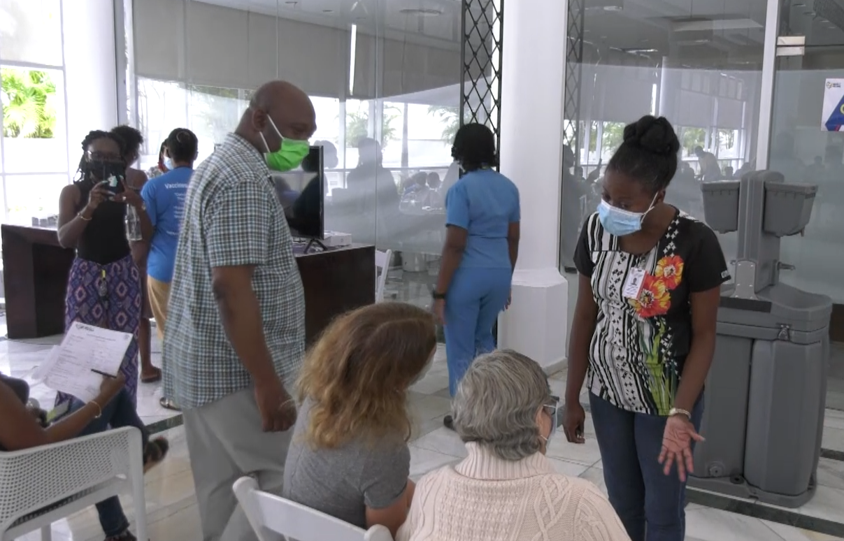 Caribbean Countries Rush to Vaccinate Tourism Workers