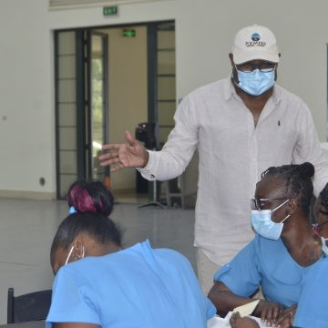 Min. Bartlett: Vaccinating Tourism Workers Puts Jamaica Ahead
