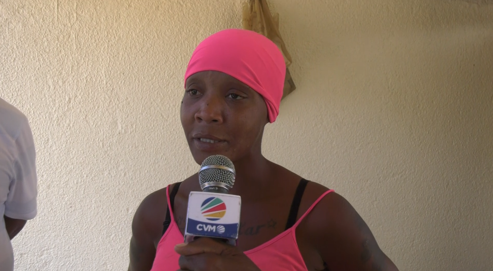 Jamaica: Homeless Woman Seeks Help