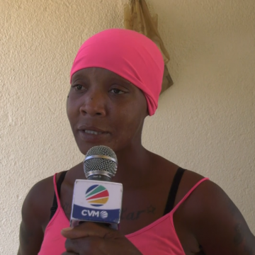 Jamaica: Homeless Woman Seeks Help