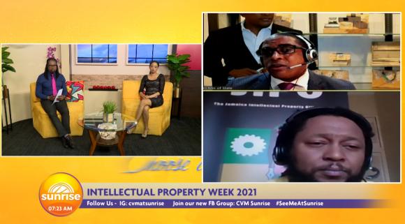 Jamaica: Intellectual Property Week 2021