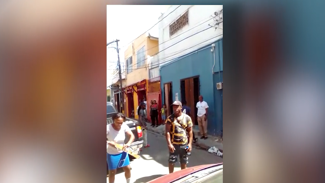 Man Being Attacked In Viral Video