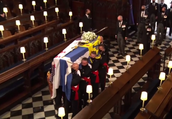 Prince Phillip, Duke Of Edinburgh Laid to Rest