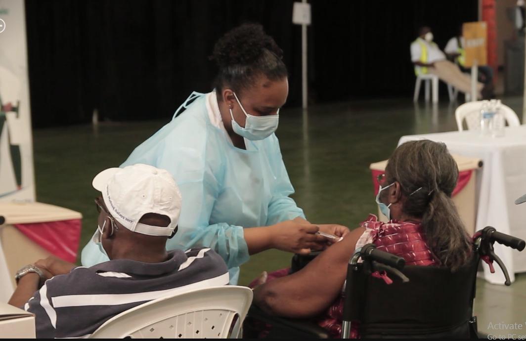 More Senior Citizens Vaccinated In Second Blitz