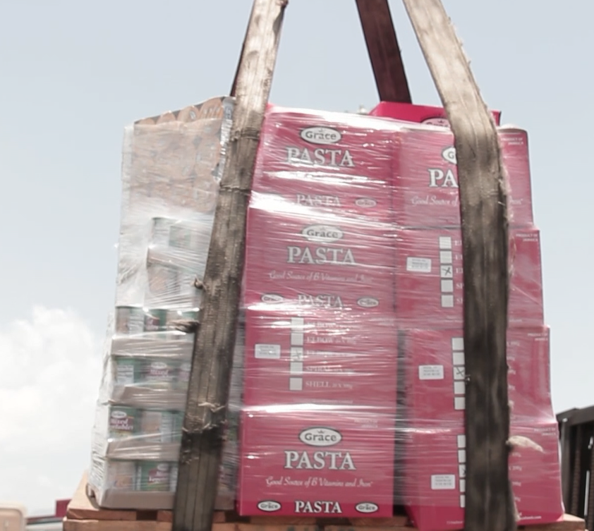 Jamaica Sends Help To St. Vincent And The Grenadines