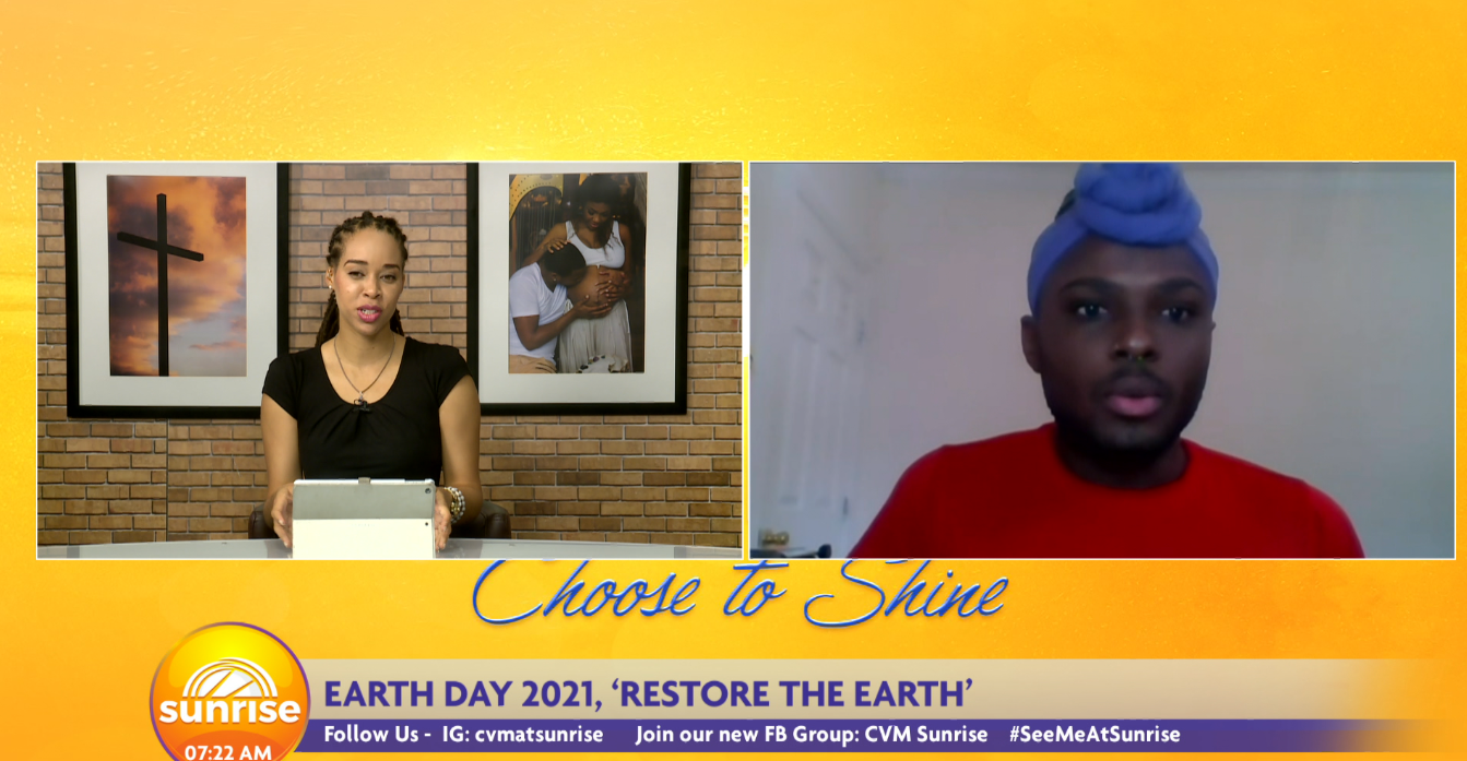 International Earth Day 2021; 'Restore the Earth'