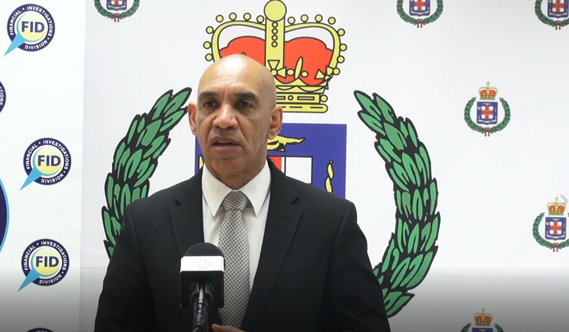 JCF And FID Sign MOU Aimed To Stop Ill-Gotten Gains