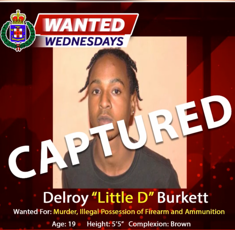 Police Confirm Clarendon's Most Wanted Arrest