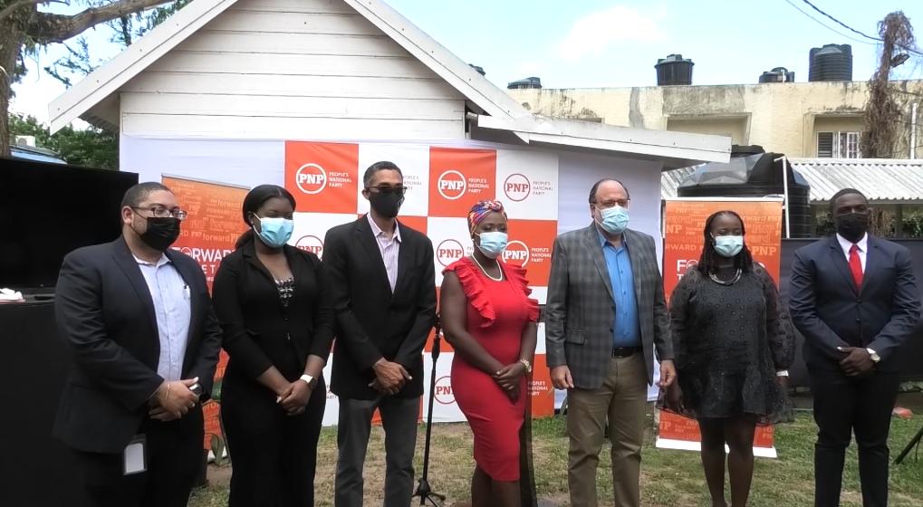 PNP Announces 18 Member Junior Shadow Cabinet