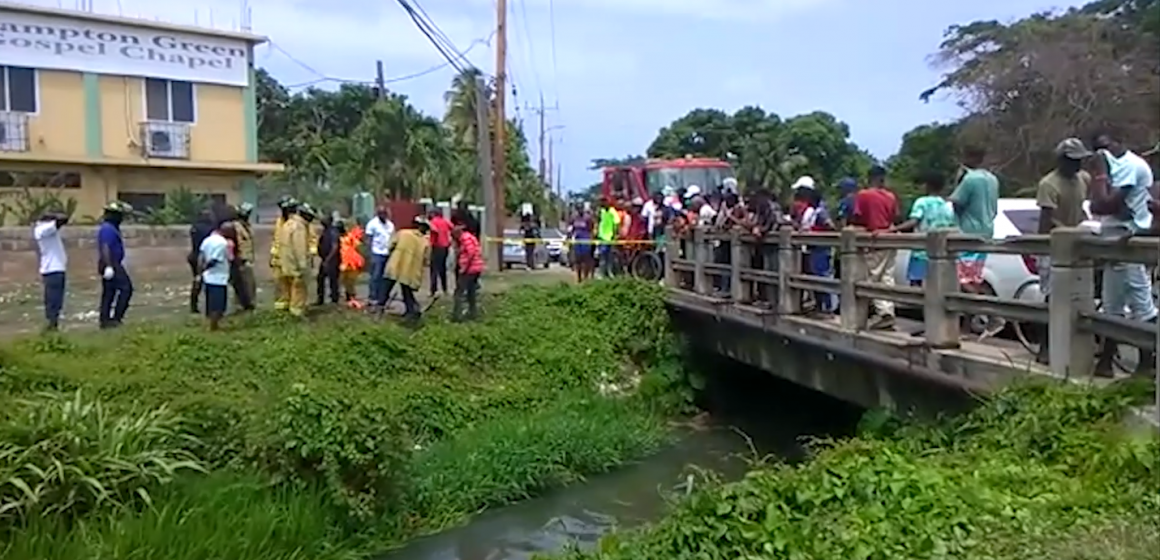 Another Body Found In Canal In Spanish Town