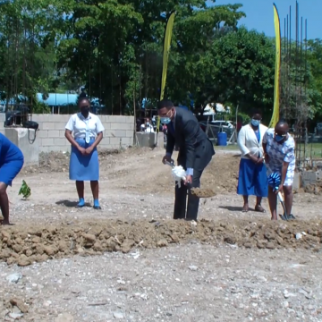 CHASE Fund Partners with St. Catherine High to Construct Arts Centre