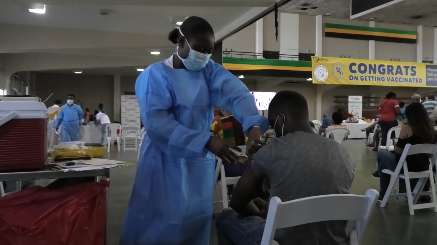 Jamaica On Track with Vax Target According to Interim Plan