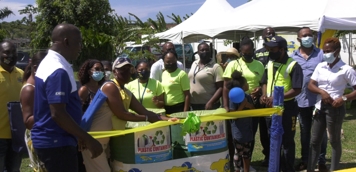 NSWMA Launches Recycling Project in Draxhall