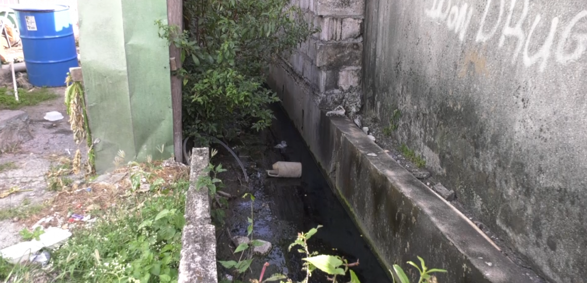 St. Ann's Bay Residents Demand Drain Cleaning