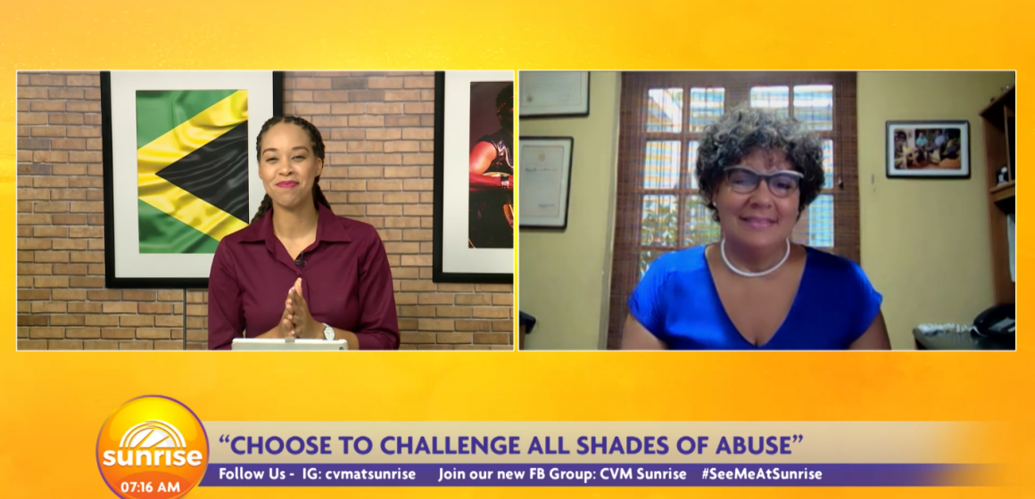 Choose to Challenge All Shades of Abuse