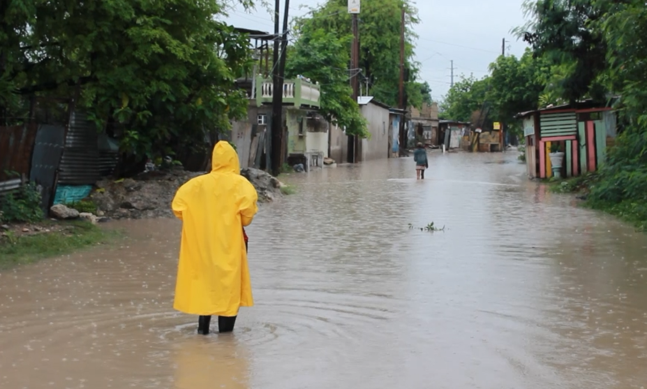 Roads Inundated, Houses Flooded In The Corporate Area