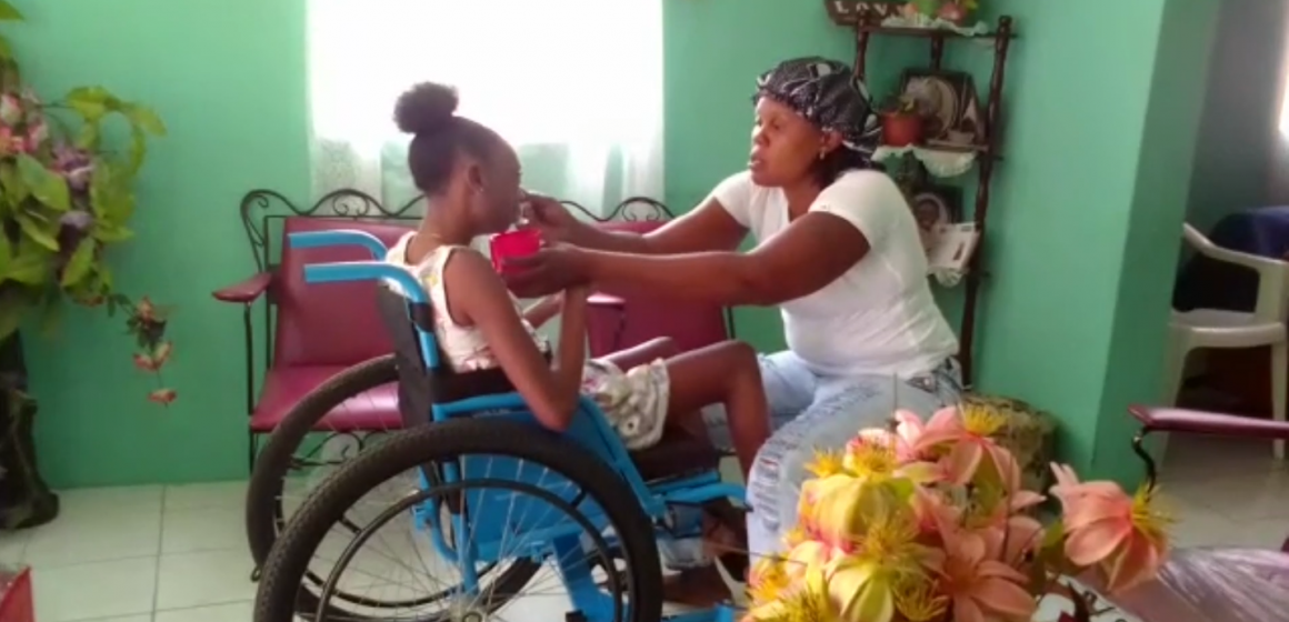 Eleven-Year-Old In St Andrew With Rett Syndrome