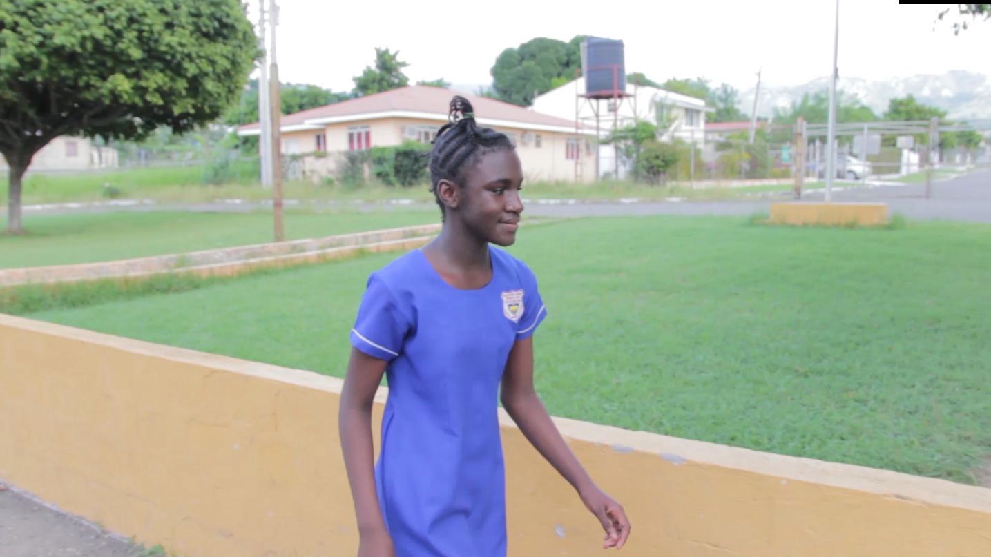 Inspiree Allana Johnson Prepares for High School!