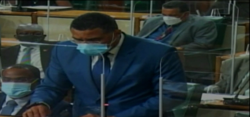 PM Holness Condemns Death of 4-Year-Old Nashaun Brown