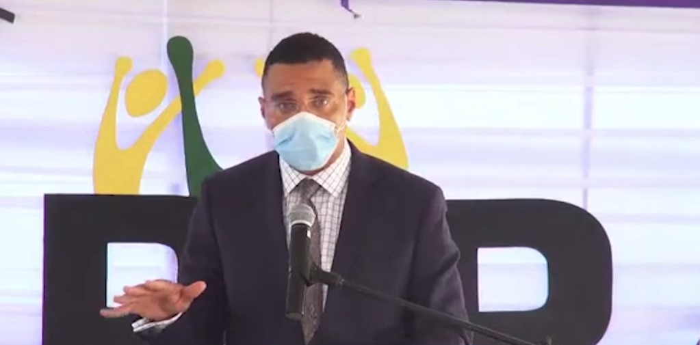PM Holness: Covid Compliance Must Be Maintained