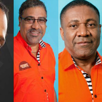 PNP's Vice Presidents, Party Chairman Resigns