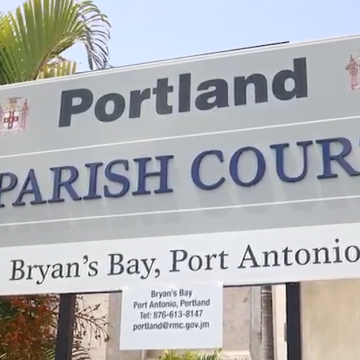 Portland Parish Court Staff Fed Up With Humid Conditions