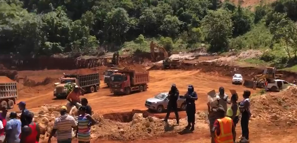 Residents of Gibraltar Demand More from Bauxite Company