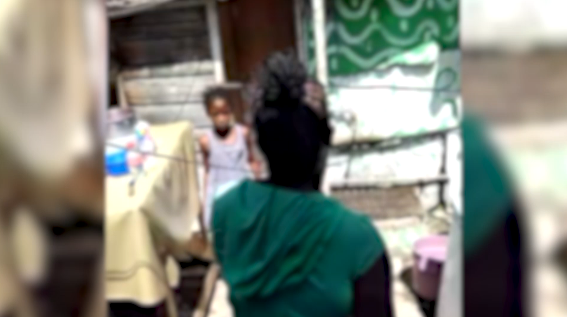 Woman and Child in Viral Video Receives Counseling