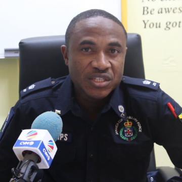 48-Hour Curfew in Sections of Gregory Park St. Catherine