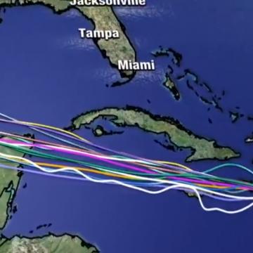 Jamaica Remains Under Tropical Storm Watch