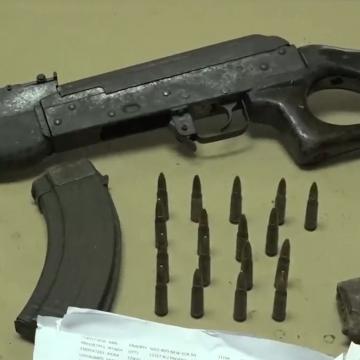 Politician Blames Guns Entering the Country for Gun Crimes