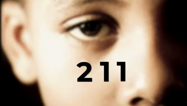 2-1-1, 24 Hour Hotline to Report Child Abuse