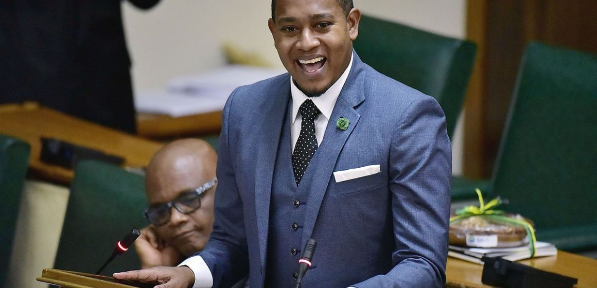 Agriculture and Fisheries Minister, Floyd Green Resigns