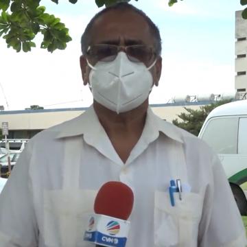 CRH Coping Despite Nurses and Doctors Out Sick