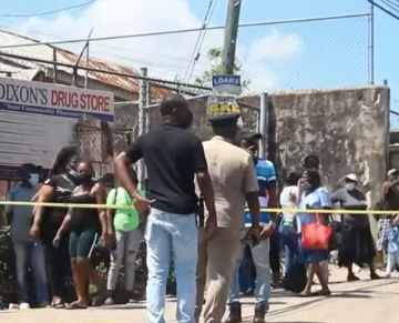 Constable Killed in Linstead, Attacker Fatally Shot