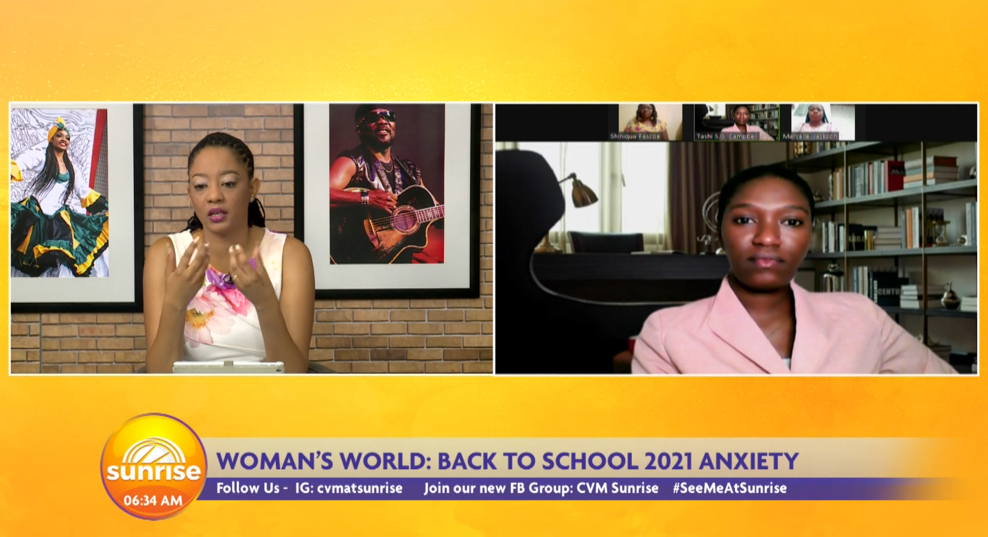 Jamaican Educators:  Back to School Anxiety in 2021