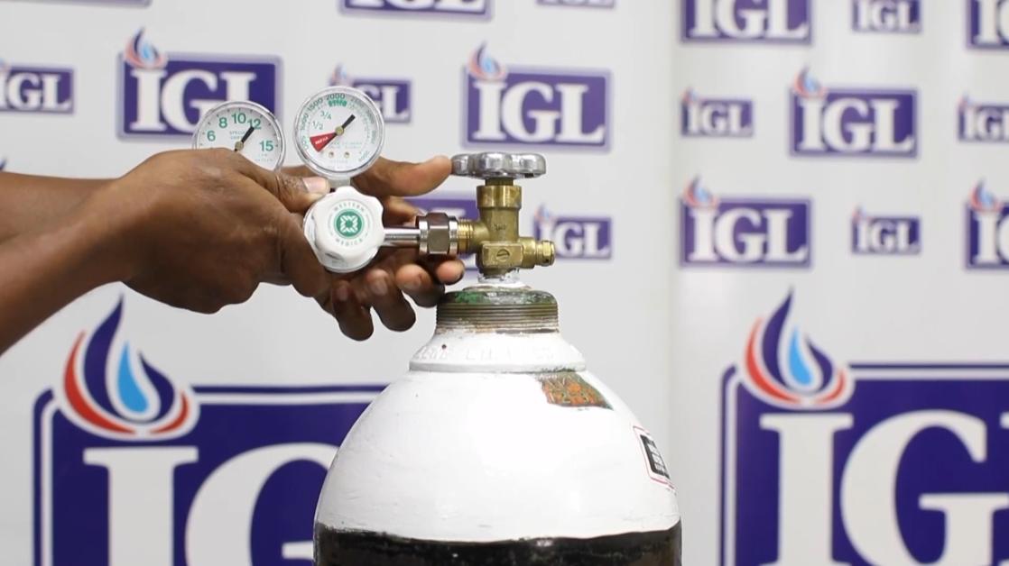 MOH and IGL Limited Explains Oxygen Shortage