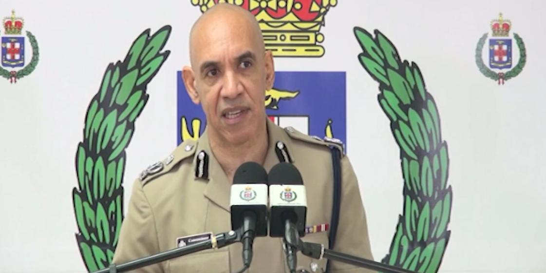 Police Commissioner- Lockdowns Don't Stop Crime