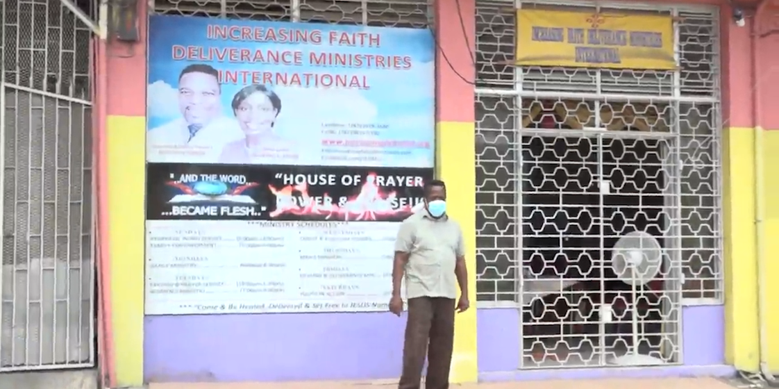 Local Churches: Sunday Prayers Answered