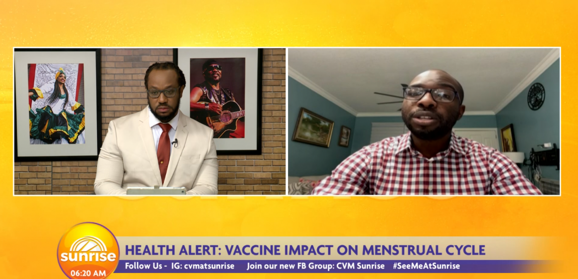 Can the Vaccine Change Your Menstrual Cycle?
