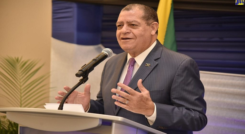 Minister Audley Shaw Assumes Responsibility for Agriculture And Fisheries