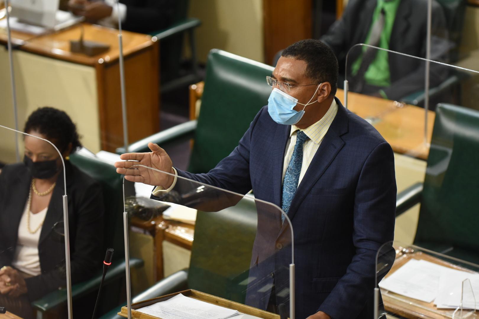 House of Representatives Passes NIDS Bill