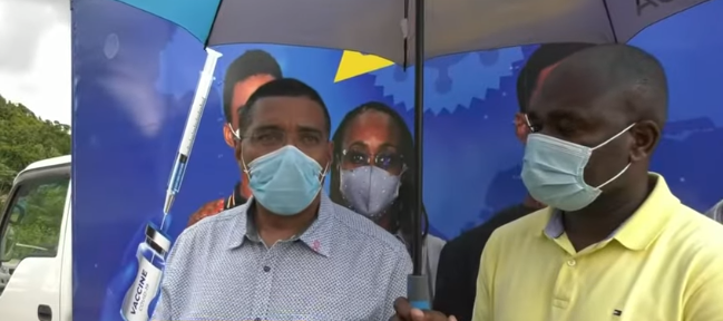 Jamaica among Region's Less than 20% Vaccination Rate