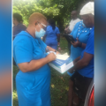 Jamaica's MOH Begins House to House Vaccination