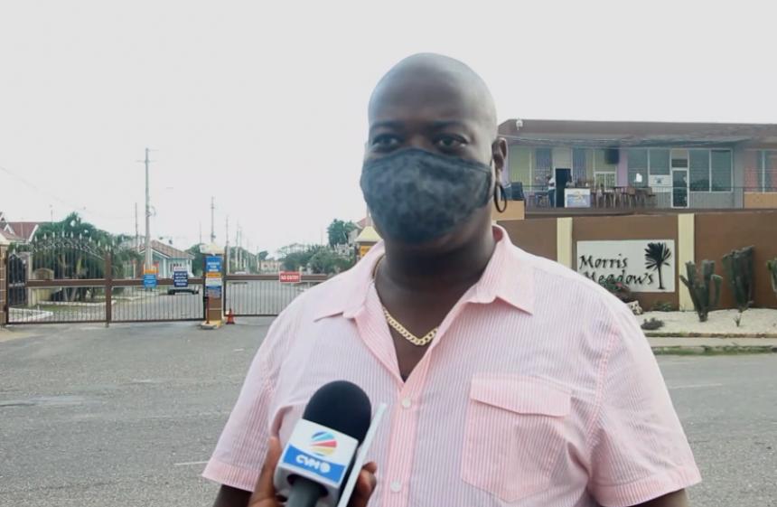 PNP Councillor Alrick Campbell Breaks his Silence