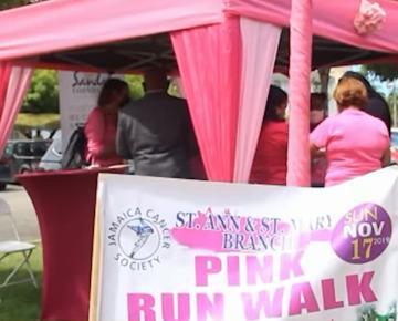 Sandals Foundation Donates 100 Mammograms