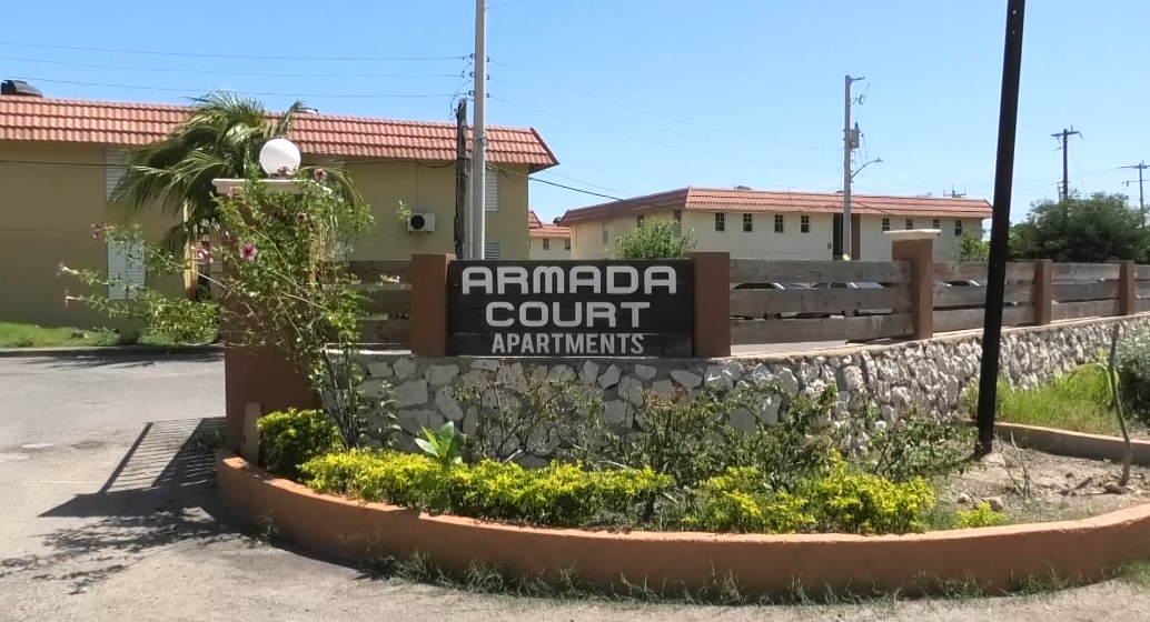 Sewage Overflow Threatens Health of Armada Court Residents